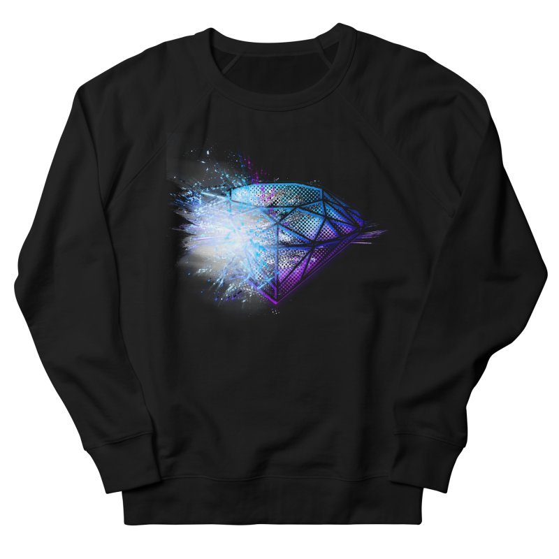 Diamonds Women's Sweatshirt by 7sixes's Artist Shop
