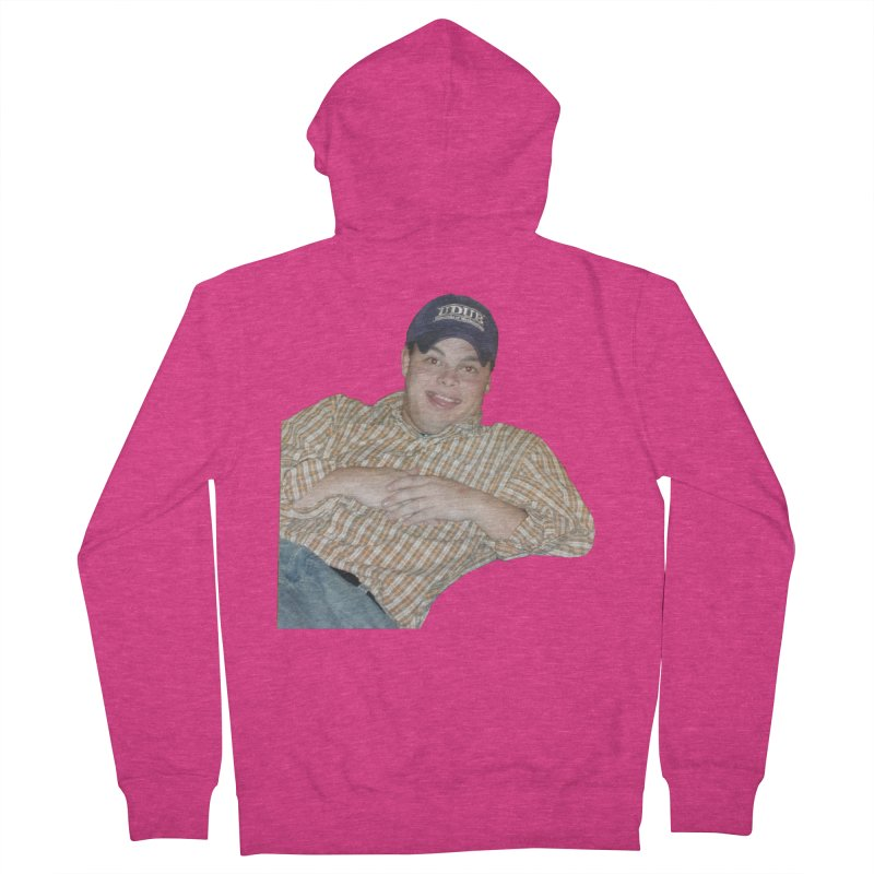 JH Women's French Terry Zip-Up Hoody by 7sixes's Artist Shop