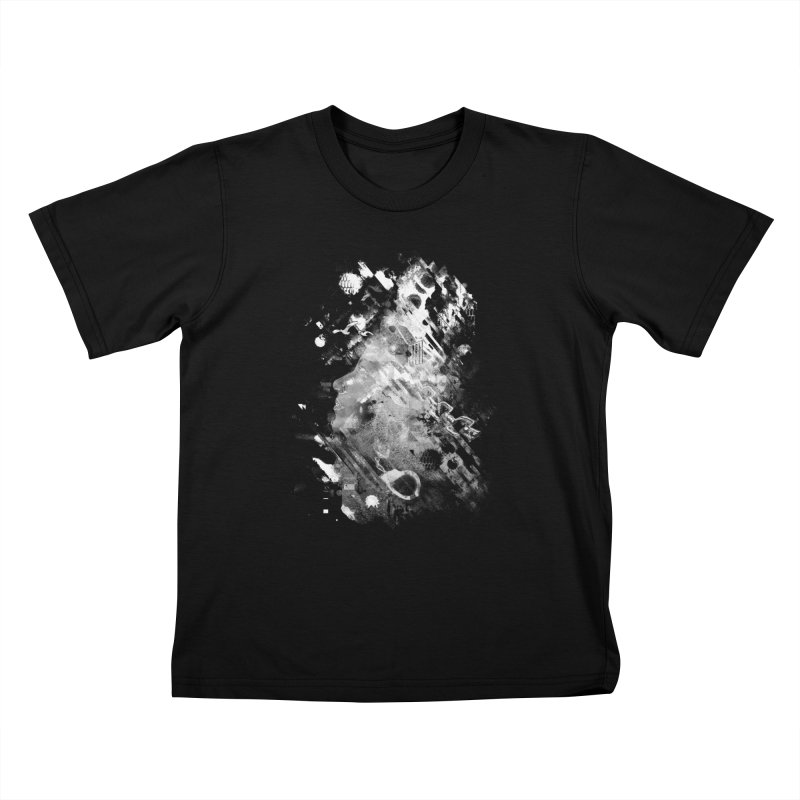 Break Free Kids T-Shirt by 7sixes's Artist Shop