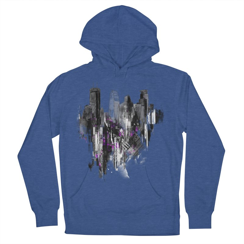 Living City Men's Pullover Hoody by 7sixes's Artist Shop