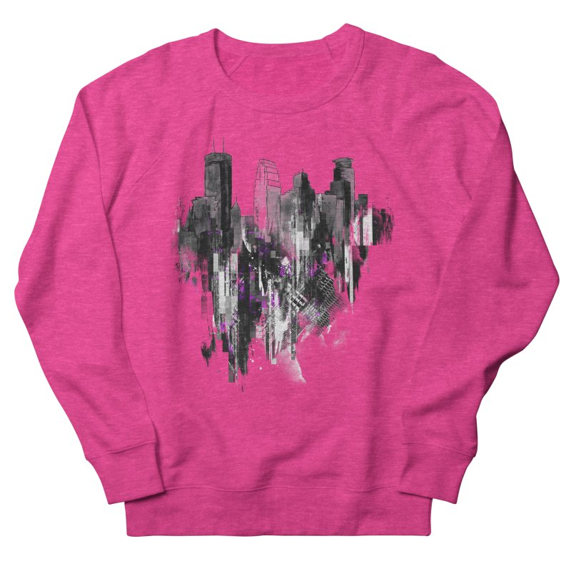 Living City Men's Sweatshirt by 7sixes's Artist Shop