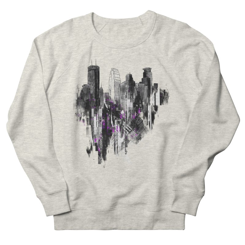 Living City Men's Sweatshirt by 7sixes's Artist Shop