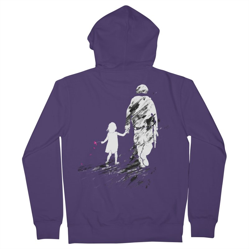 Soldier of Fortune Women's Zip-Up Hoody by 7sixes's Artist Shop