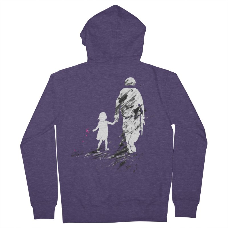 Soldier of Fortune Men's Zip-Up Hoody by 7sixes's Artist Shop