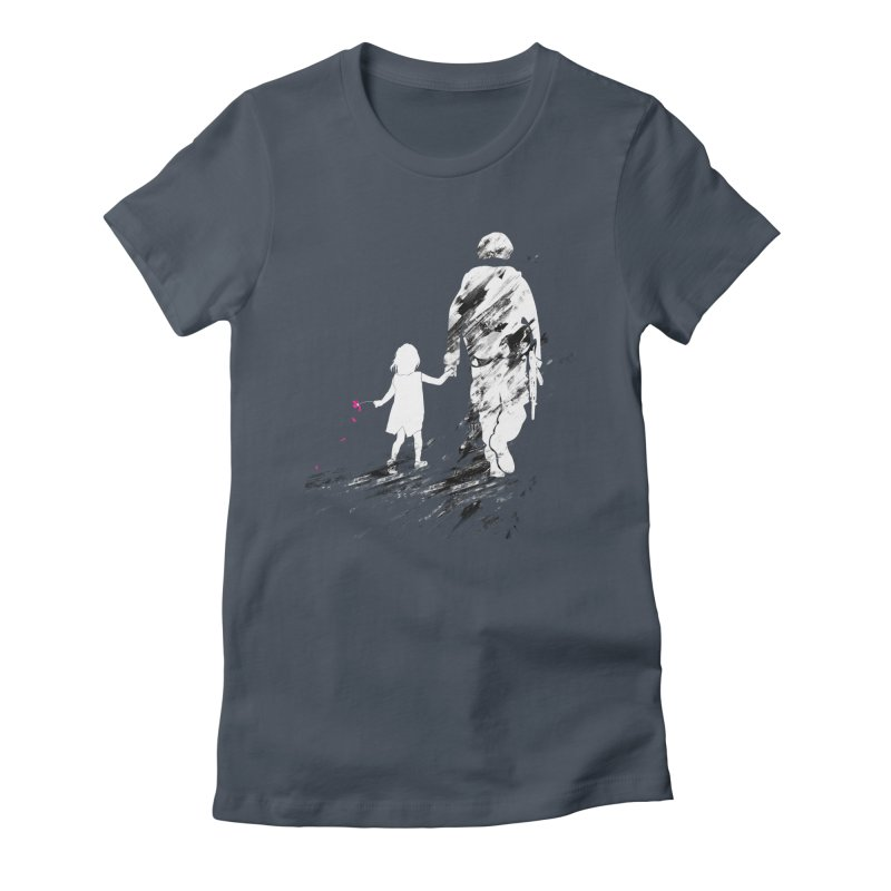 Soldier of Fortune Women's Fitted T-Shirt by 7sixes's Artist Shop