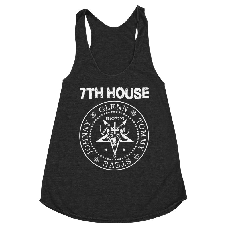 Design by Curtis Christensen Women's Tank by 7thHouse Official Shop