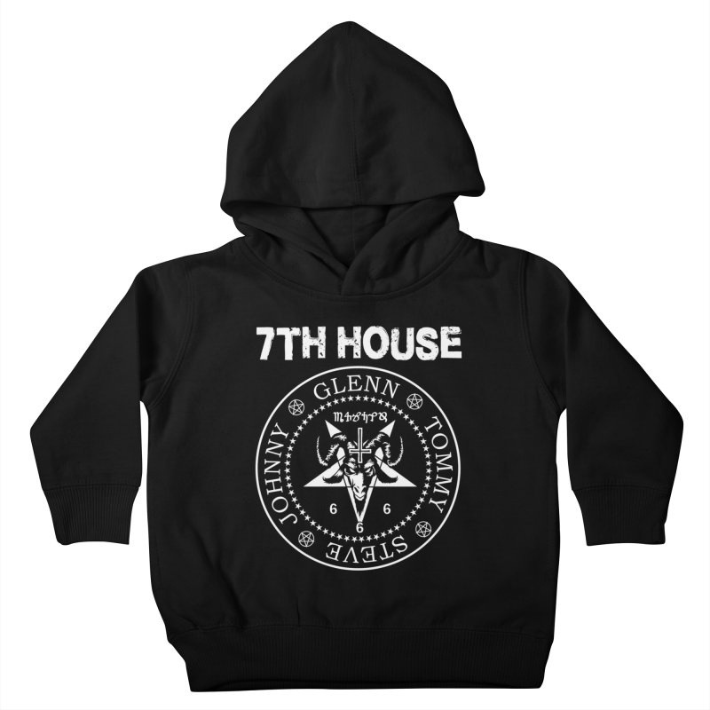 Design by Curtis Christensen Kids Toddler Pullover Hoody by 7thHouse Official Shop