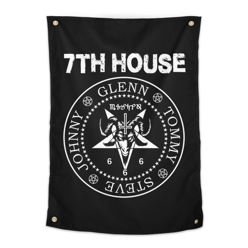Design by Curtis Christensen Home Tapestry by 7thHouse Official Shop