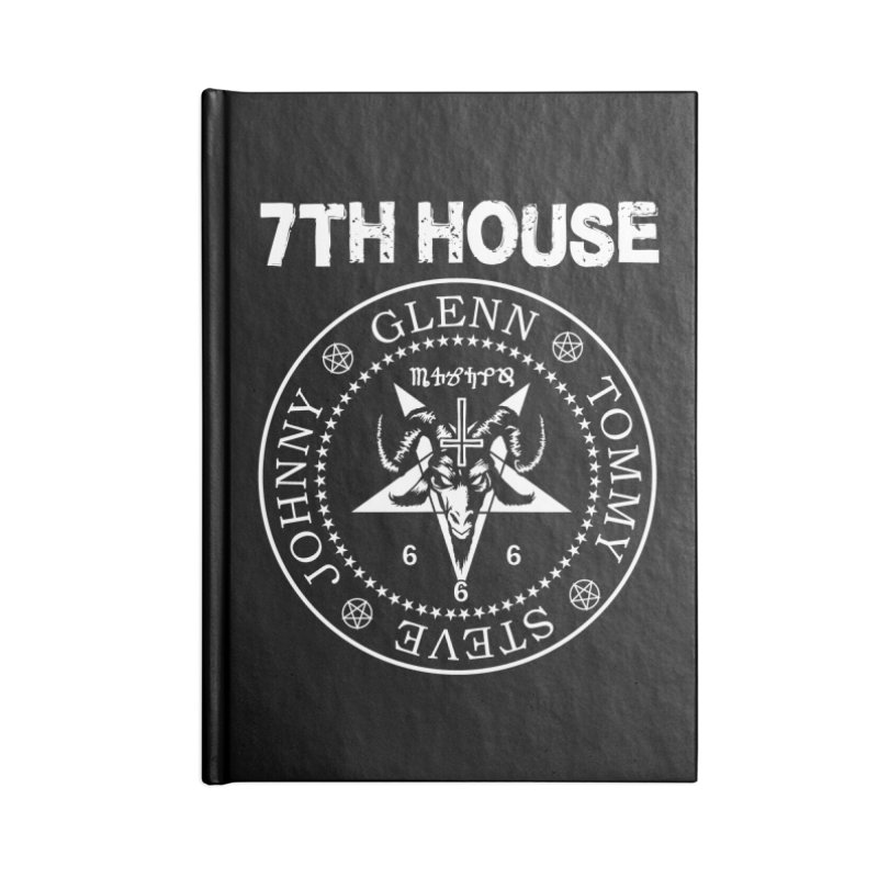 Design by Curtis Christensen Accessories Notebook by 7thHouse Official Shop