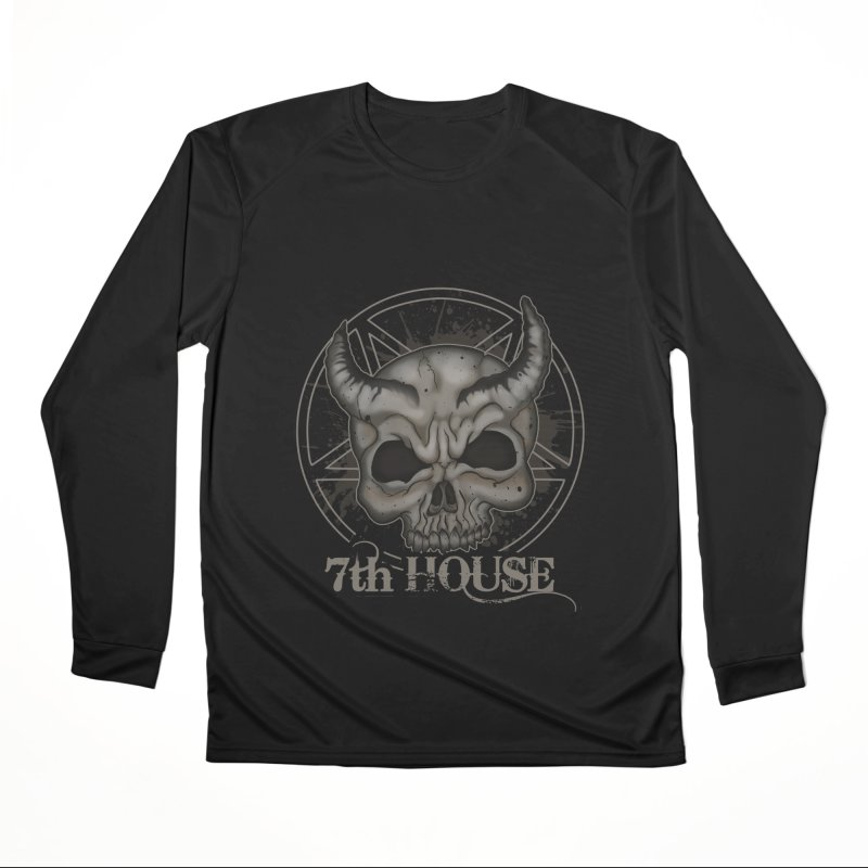 Design by Stephen DiRuggiero Men's Longsleeve T-Shirt by 7thHouse Official Shop