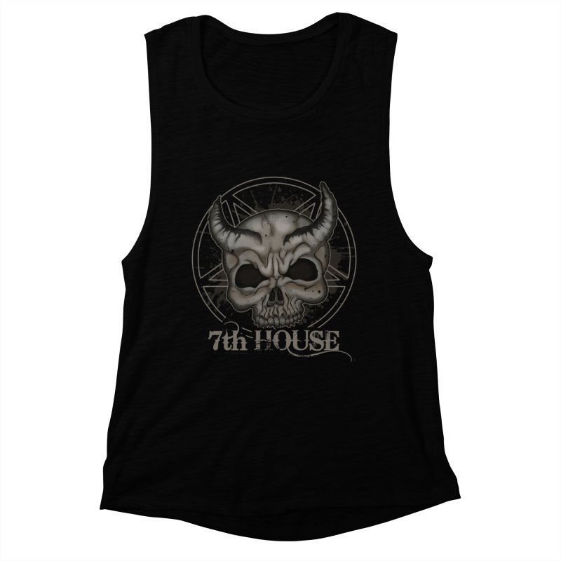 Design by Stephen DiRuggiero Women's Tank by 7thHouse Official Shop