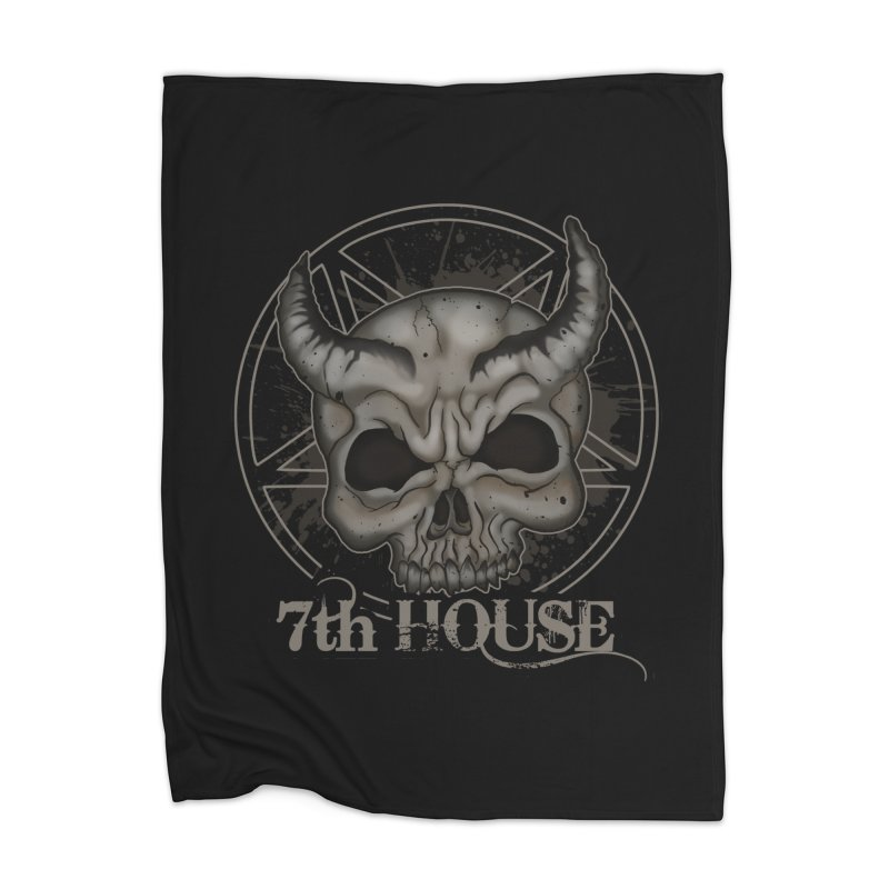Design by Stephen DiRuggiero Home Blanket by 7thHouse Official Shop