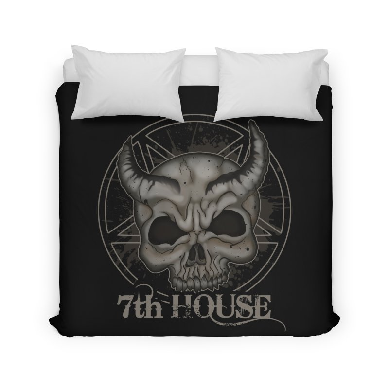 Design by Stephen DiRuggiero Home Duvet by 7thHouse Official Shop