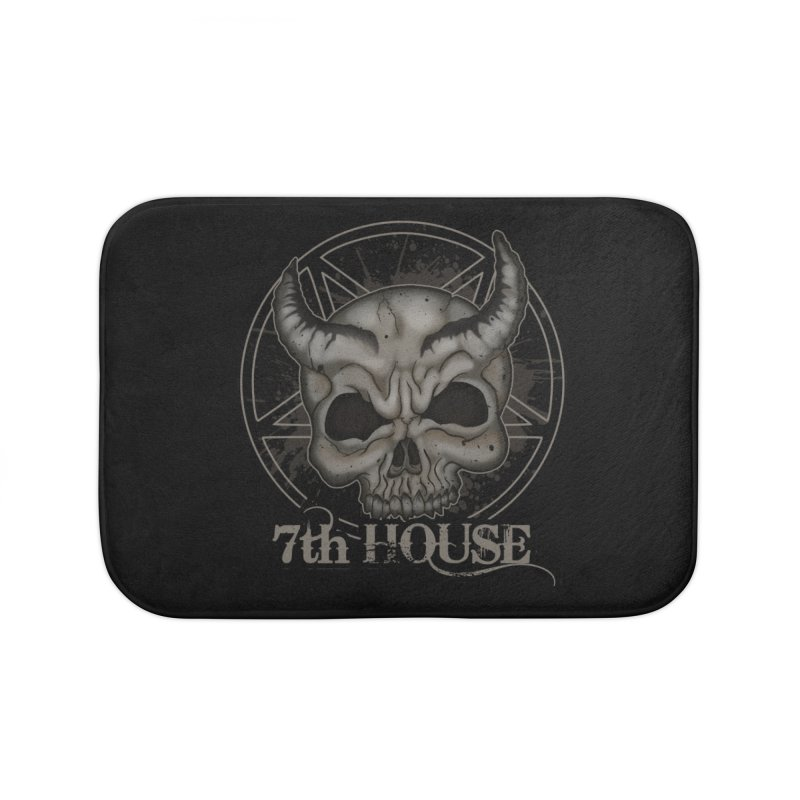 Design by Stephen DiRuggiero Home Bath Mat by 7thHouse Official Shop