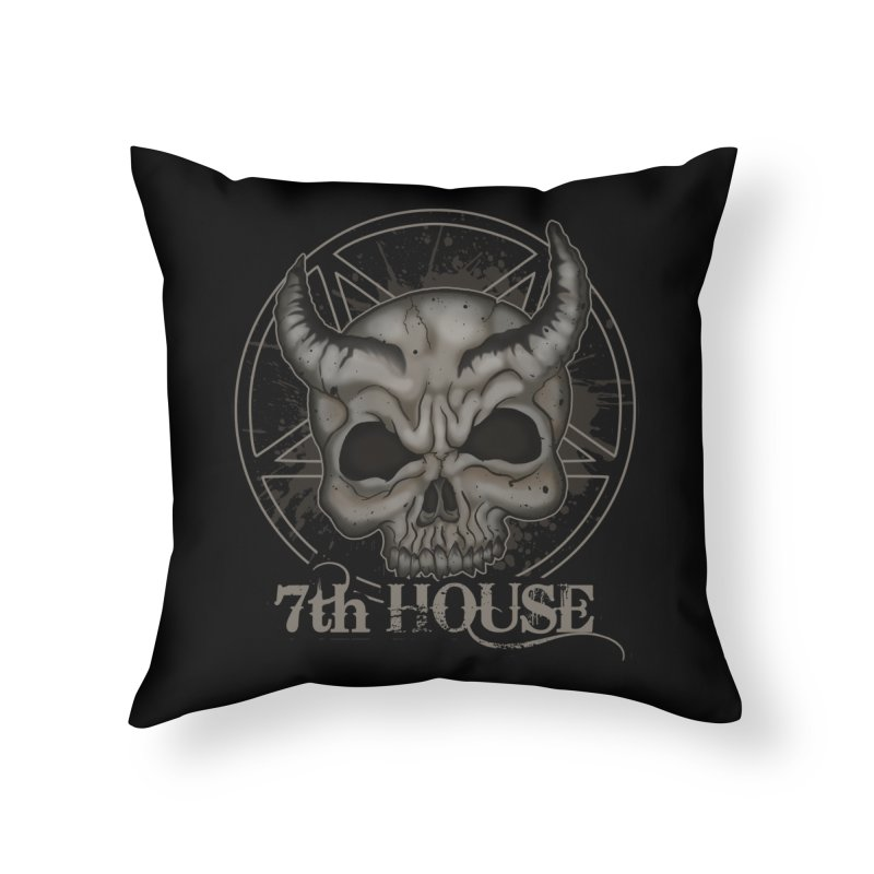 Design by Stephen DiRuggiero Home Throw Pillow by 7thHouse Official Shop