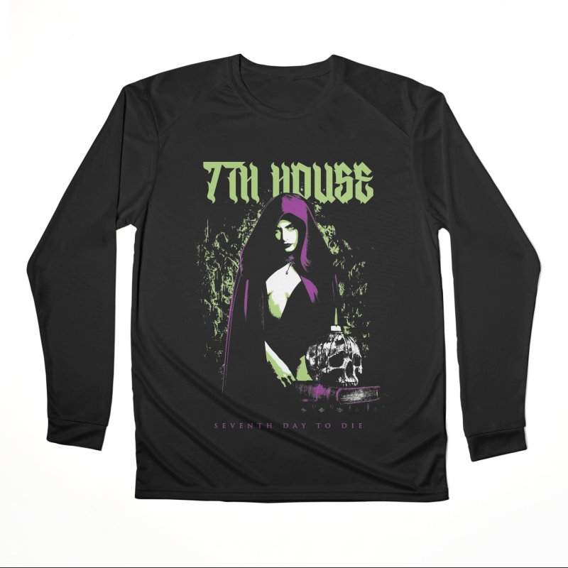 Design by Mister Black Women's Longsleeve T-Shirt by 7thHouse Official Shop