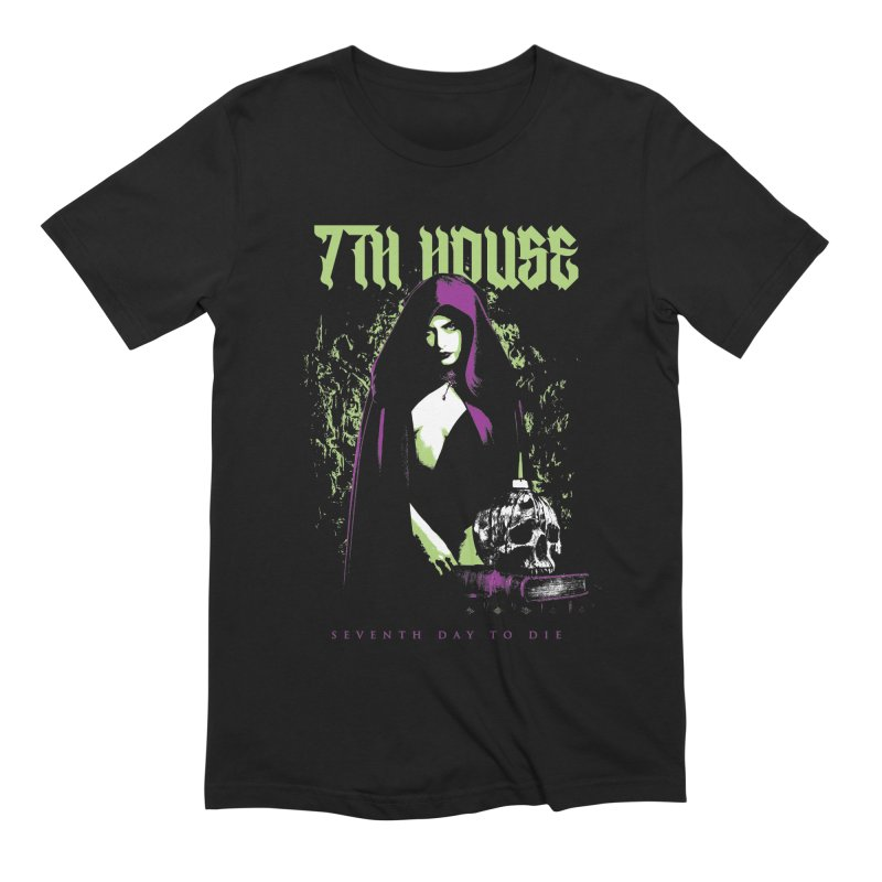 Design by Mister Black Men's T-Shirt by 7thHouse Official Shop