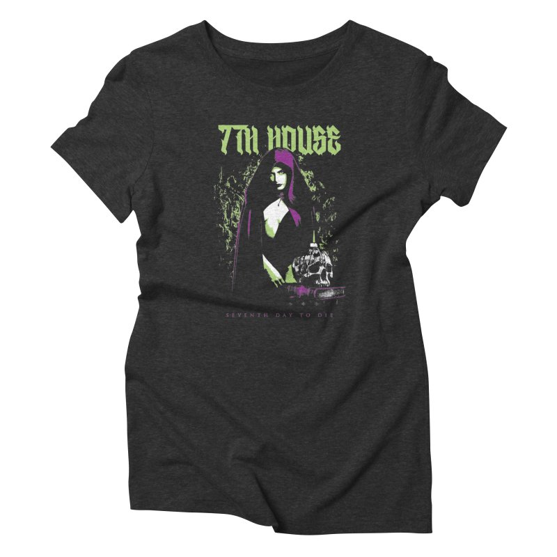 Design by Mister Black Women's T-Shirt by 7thHouse Official Shop