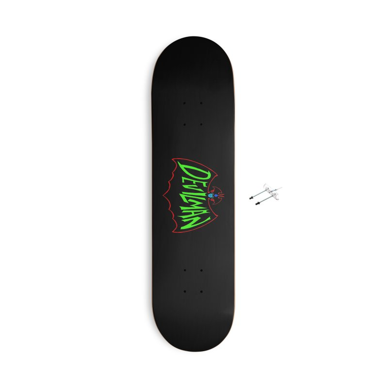 Design by Christopher Lee Accessories Skateboard by 7thHouse Official Shop