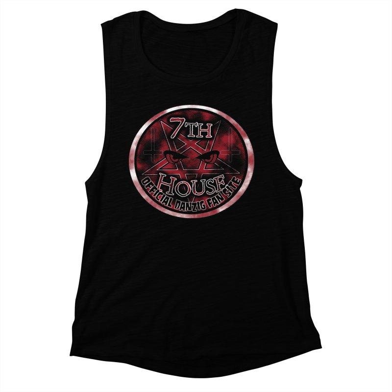 Design by Robby Bloodshed Women's Tank by 7thHouse Official Shop