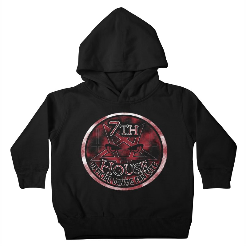 Design by Robby Bloodshed Kids Toddler Pullover Hoody by 7thHouse Official Shop