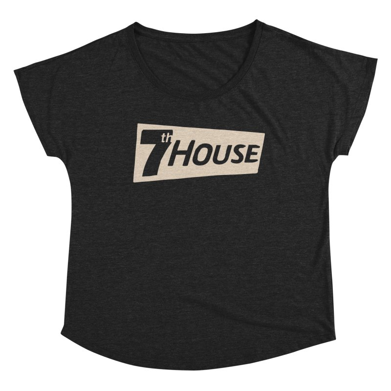 Design by Nuntida Sirisombatwattana Women's Scoop Neck by 7thHouse Official Shop