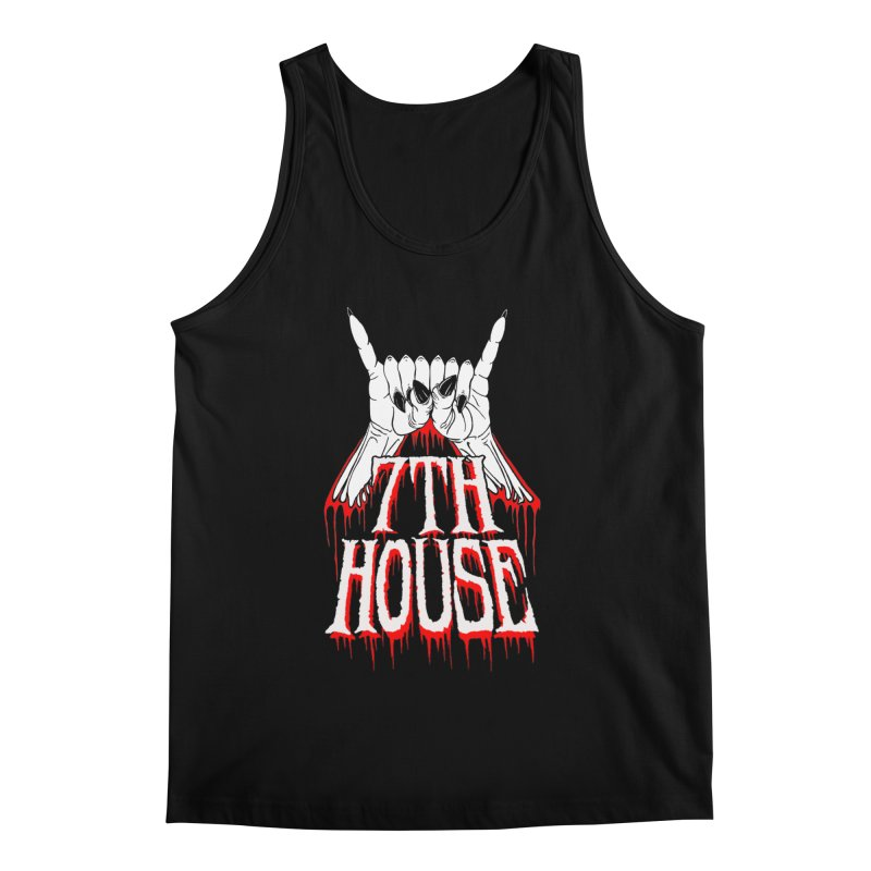 Design by Keith Oburn Men's Tank by 7thHouse Official Shop