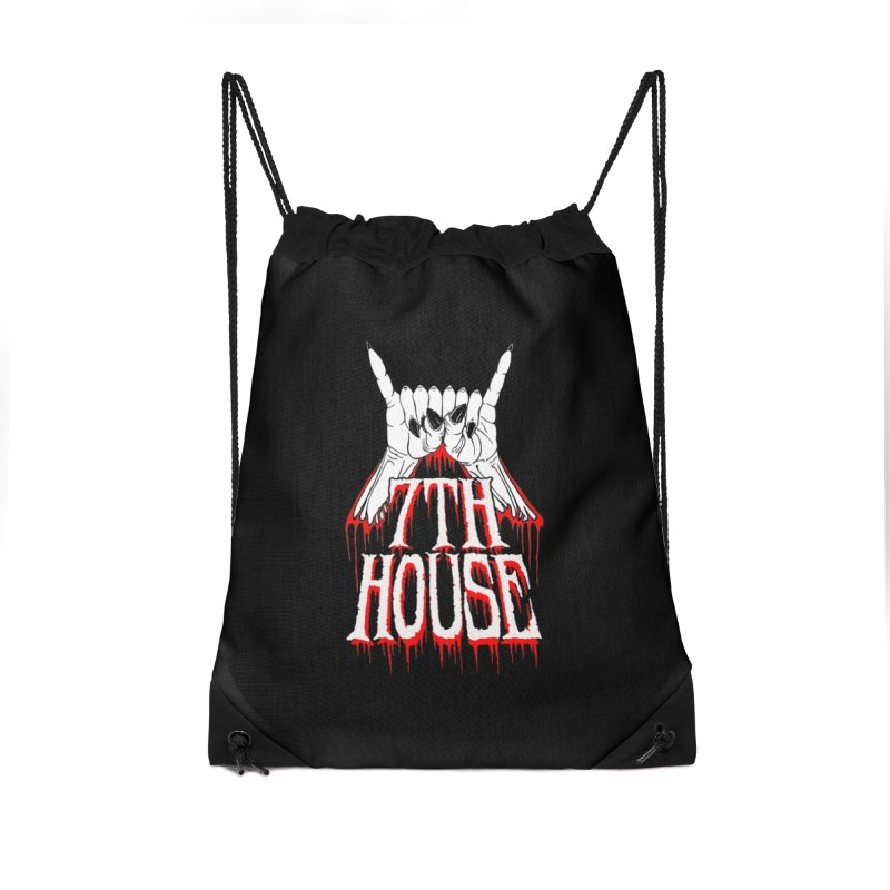 Design by Keith Oburn Accessories Bag by 7thHouse Official Shop