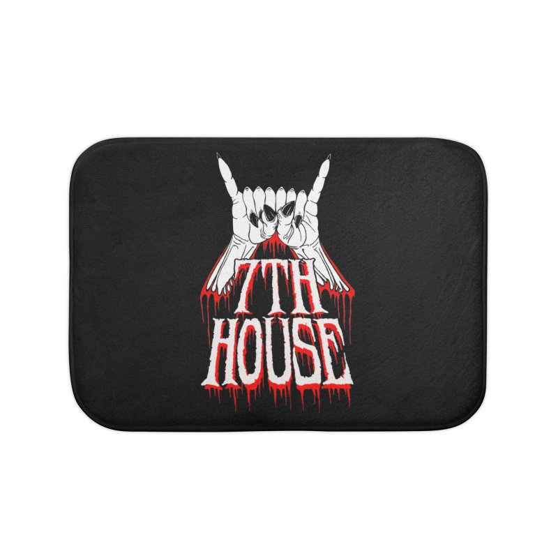 Design by Keith Oburn Home Bath Mat by 7thHouse Official Shop
