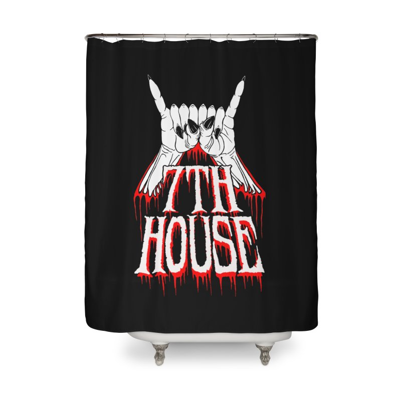 Design by Keith Oburn Home Shower Curtain by 7thHouse Official Shop