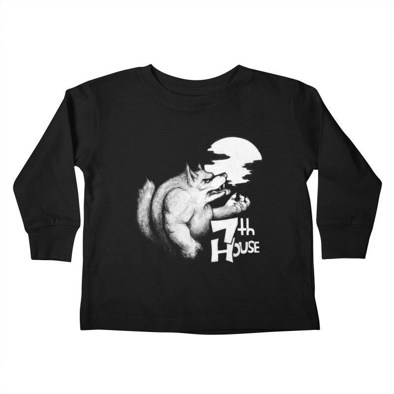 Design by Andy Niel Kids Toddler Longsleeve T-Shirt by 7thHouse Official Shop