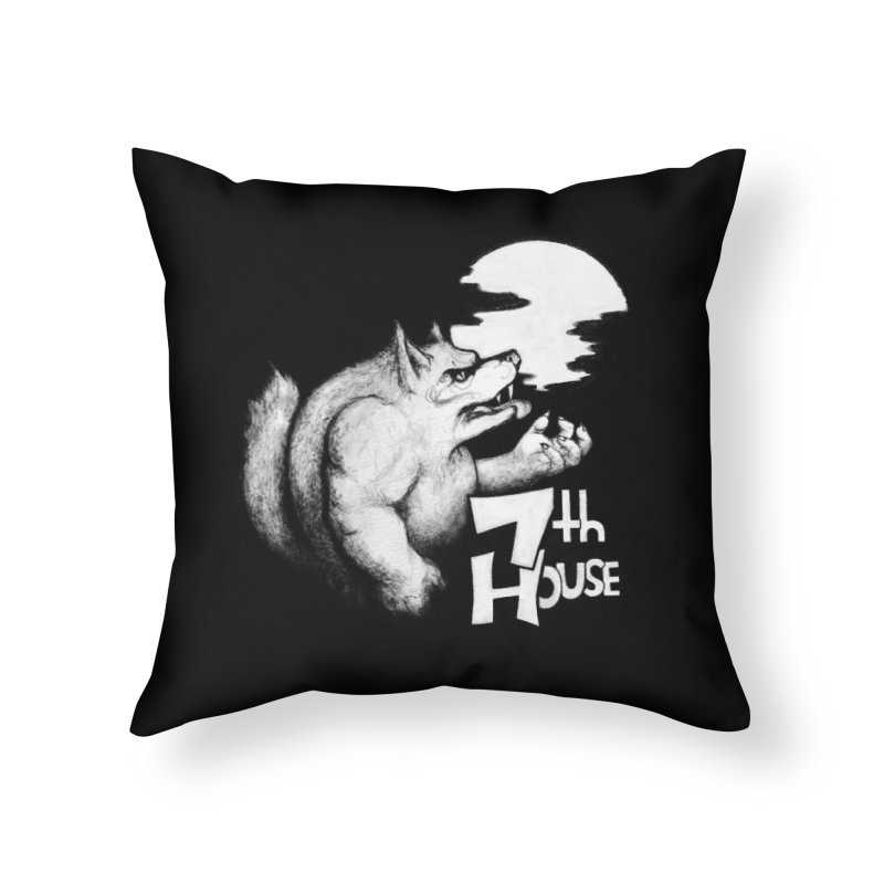 Design by Andy Niel Home Throw Pillow by 7thHouse Official Shop