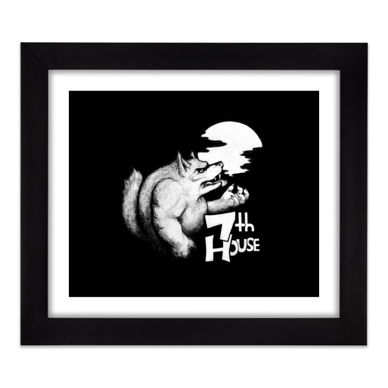 Design by Andy Niel Home Framed Fine Art Print by 7thHouse Official Shop