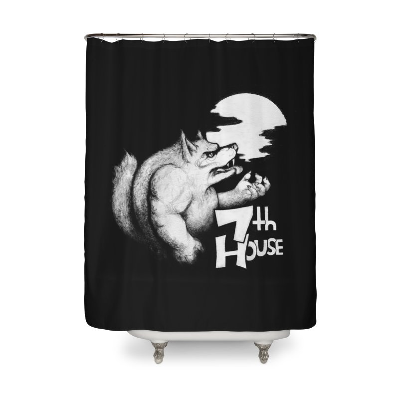 Design by Andy Niel Home Shower Curtain by 7thHouse Official Shop