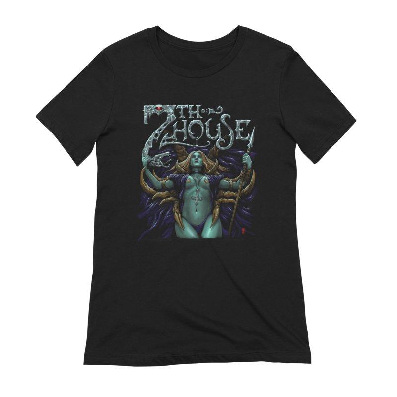 Design by Luke Schroder Women's T-Shirt by 7thHouse Official Shop