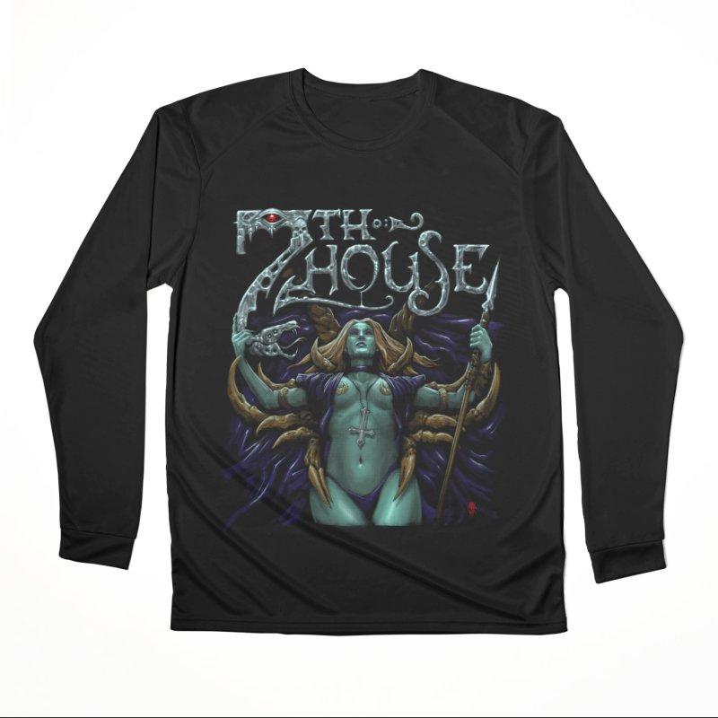 Design by Luke Schroder Women's Longsleeve T-Shirt by 7thHouse Official Shop