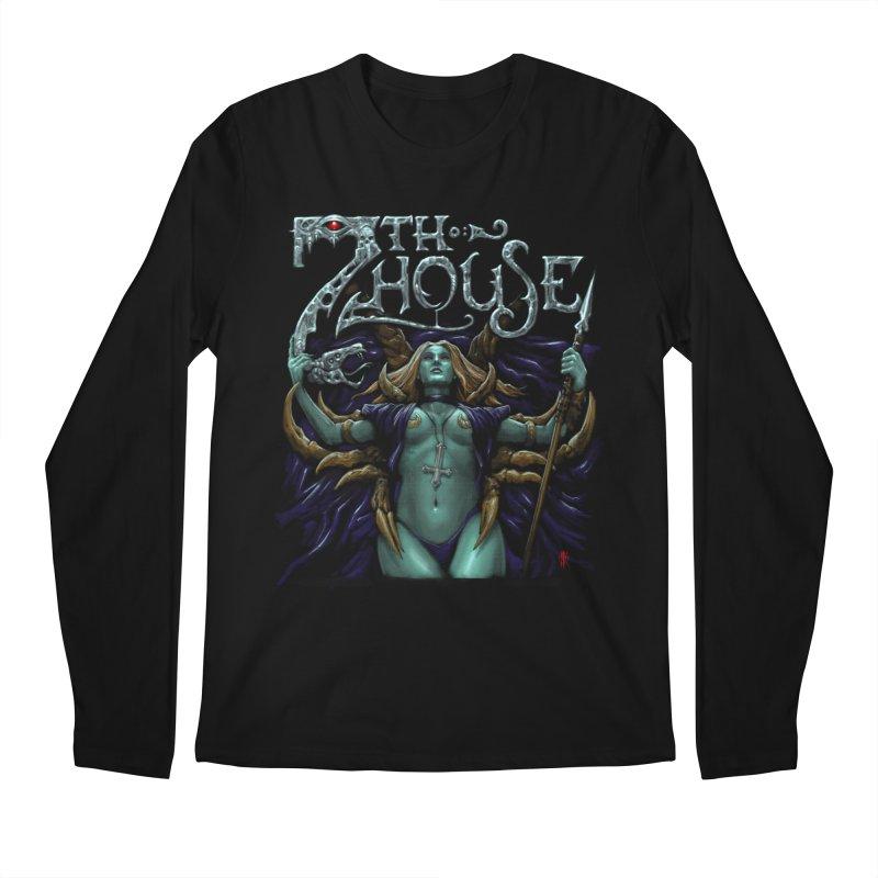 Design by Luke Schroder Men's Longsleeve T-Shirt by 7thHouse Official Shop
