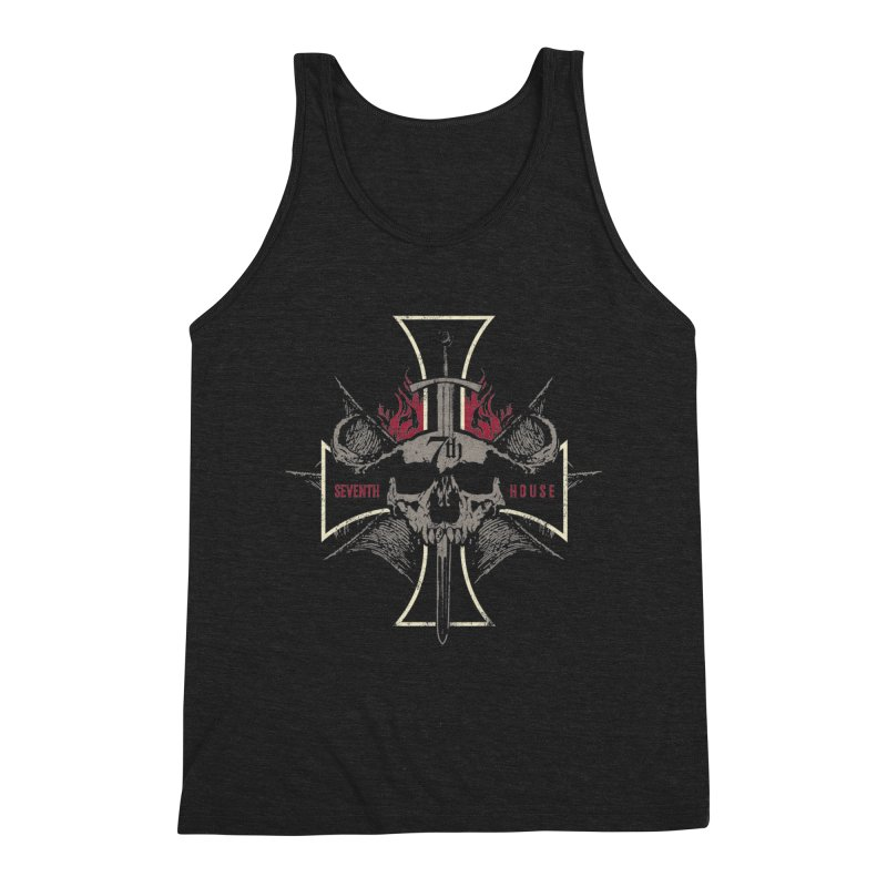 Design By Brian Van Der Pol Men's Tank by 7thHouse Official Shop