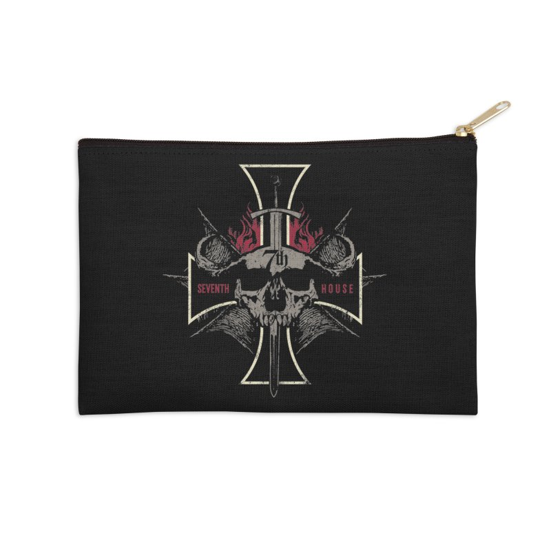 Design By Brian Van Der Pol Accessories Zip Pouch by 7thHouse Official Shop