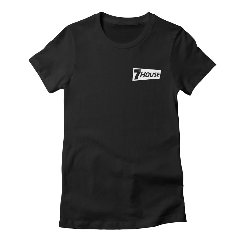 7th House design by Nuntida Sirisombatwattana Women's T-Shirt by 7thHouse Official Shop