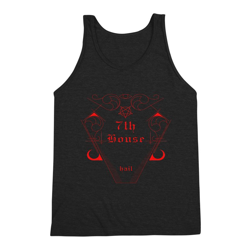 Design by William Gustus Men's Tank by 7thHouse Official Shop