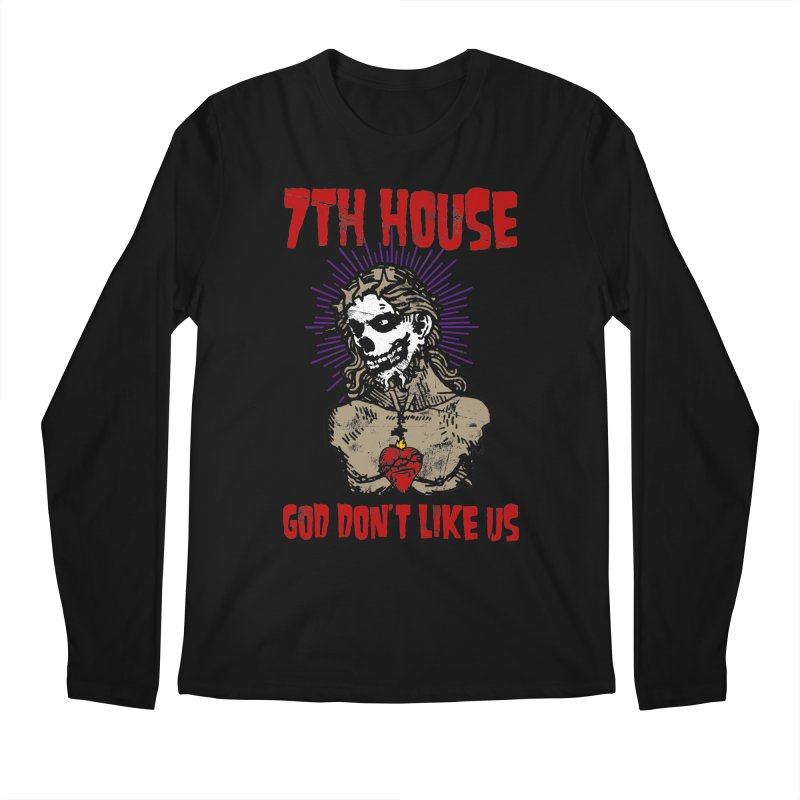 Design by Brian Van Der Pol Men's Longsleeve T-Shirt by 7thHouse Official Shop