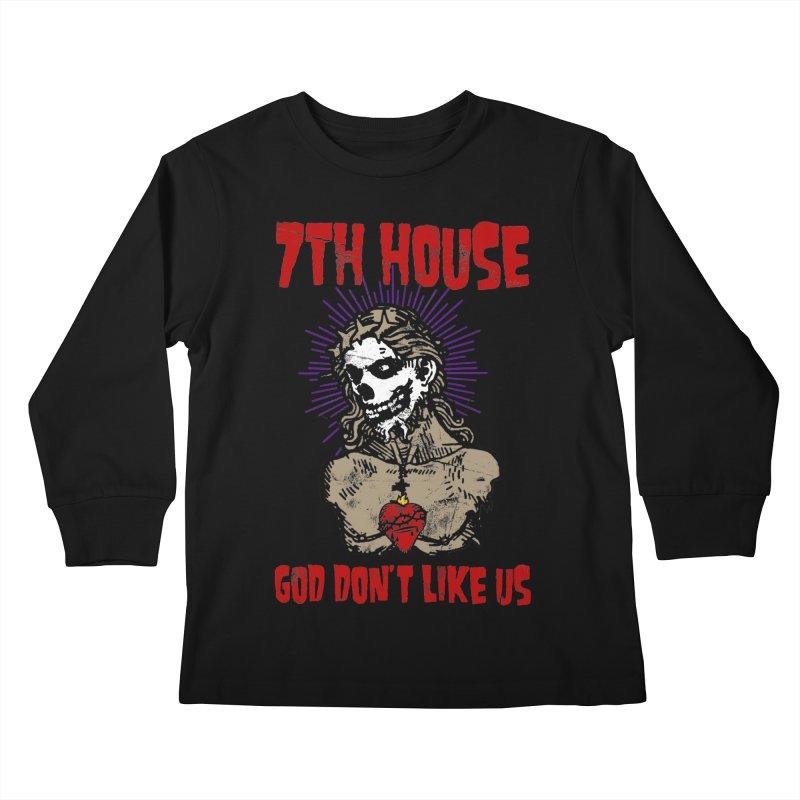 Design by Brian Van Der Pol Kids Longsleeve T-Shirt by 7thHouse Official Shop