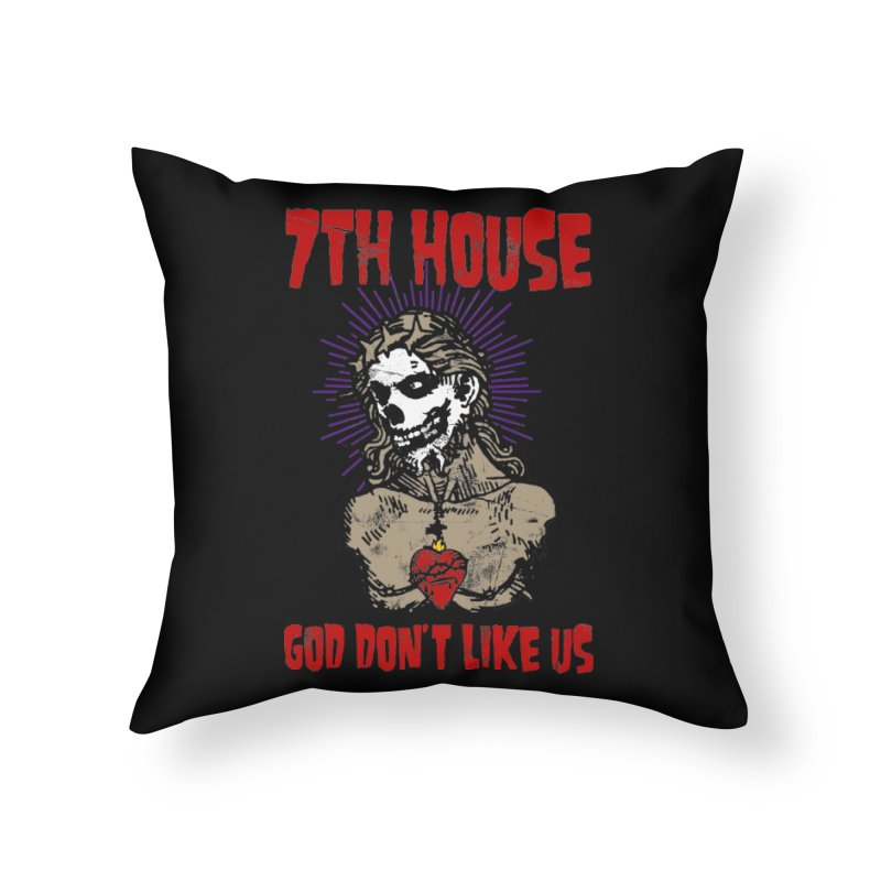 Design by Brian Van Der Pol Home Throw Pillow by 7thHouse Official Shop