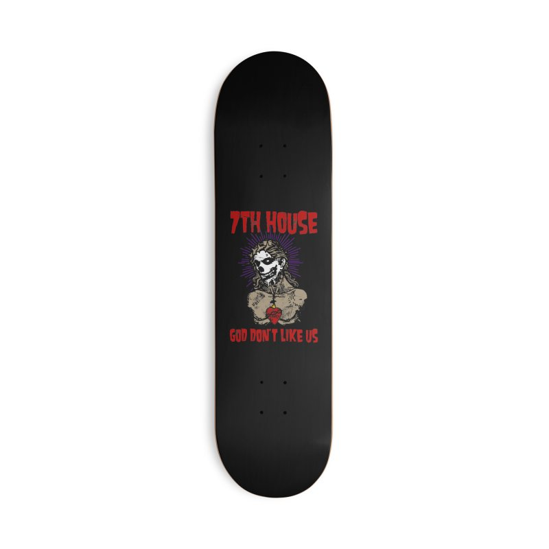 Design by Brian Van Der Pol Accessories Skateboard by 7thHouse Official Shop
