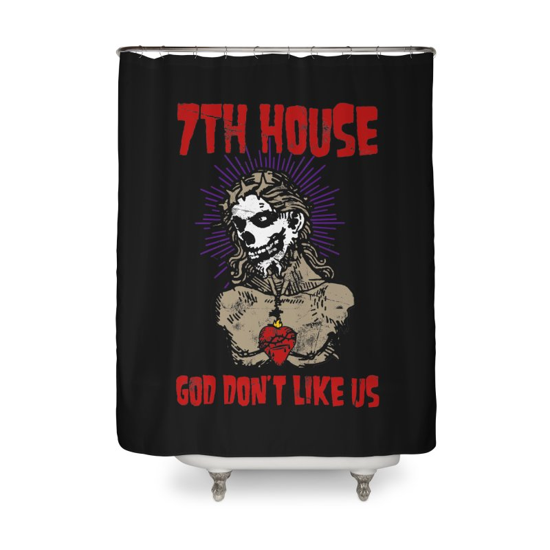 Design by Brian Van Der Pol Home Shower Curtain by 7thHouse Official Shop