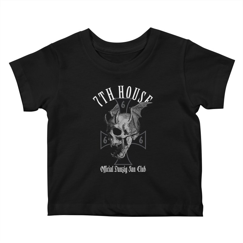 Design by Brian Van Der Pol Kids Baby T-Shirt by 7thHouse Official Shop