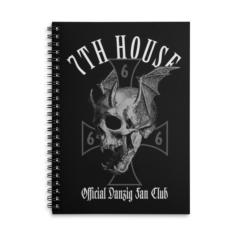Design by Brian Van Der Pol Accessories Notebook by 7thHouse Official Shop