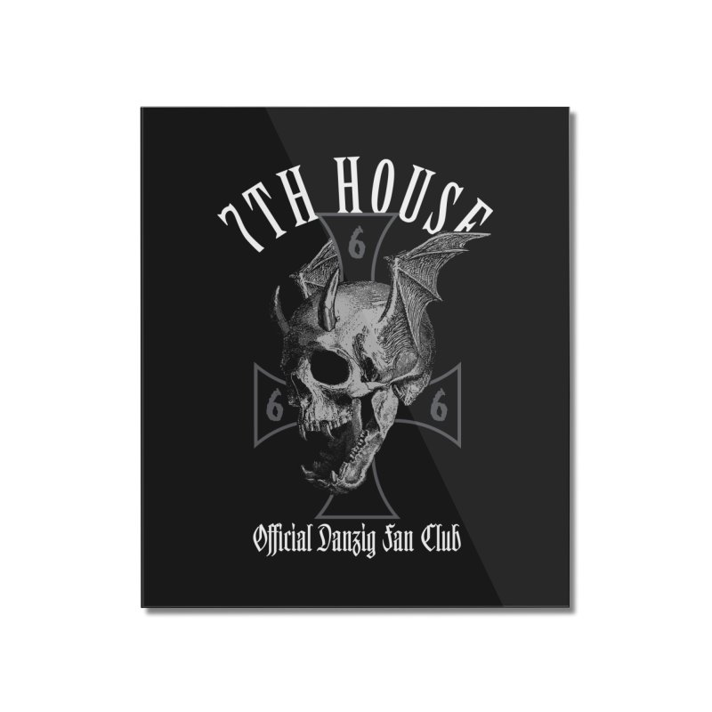 Design by Brian Van Der Pol Home Mounted Acrylic Print by 7thHouse Official Shop