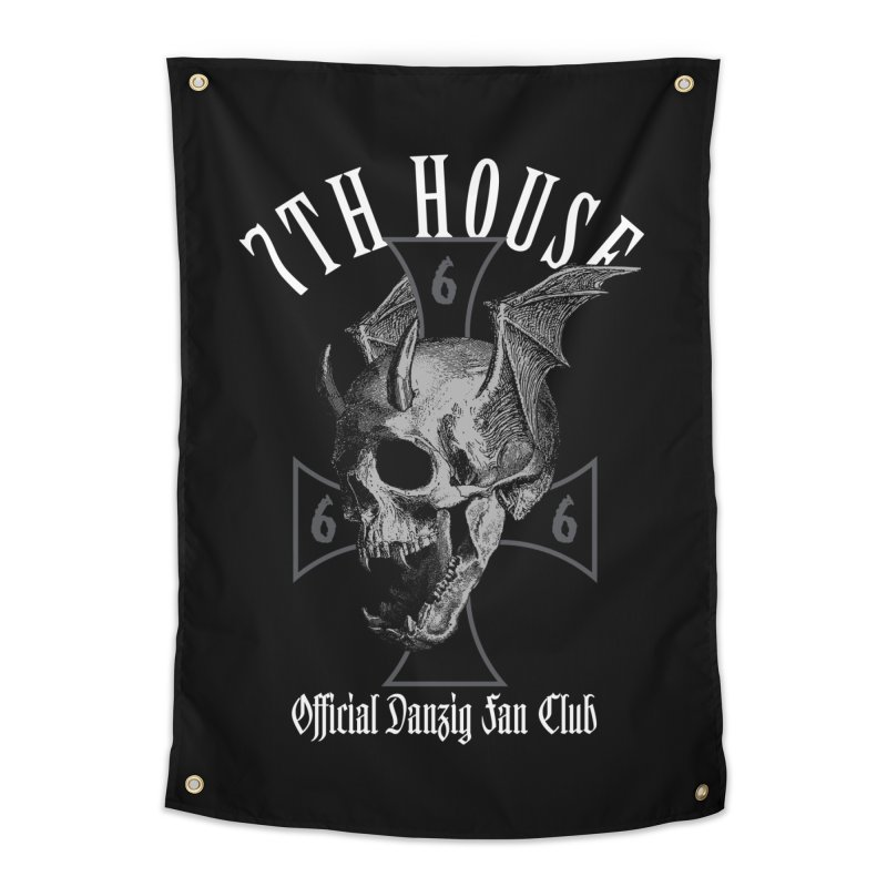 Design by Brian Van Der Pol Home Tapestry by 7thHouse Official Shop